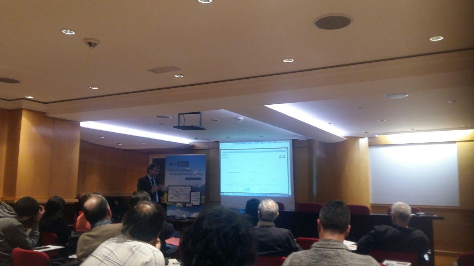 Jornada sobre Software de Gestión Energética organizada por CO2 Smart Tech en COITIVIGO.
